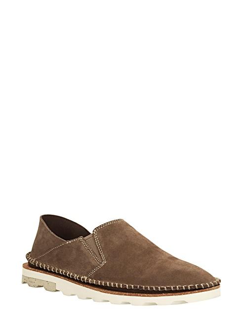 Clarks Süet Klasik Ayakkabı Kahve